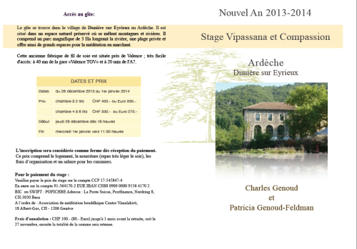 Vipassana et Compassion1 N-an-13-14